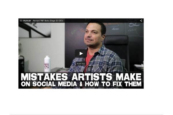 Mistakes Artists Make On Social Media & How To Fix Them
