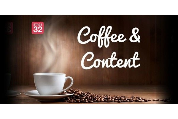 Coffee & Content: Podcasts & Webcasts