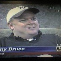 Tony Bruce