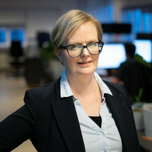 Arna Maria Gunnarsdottir