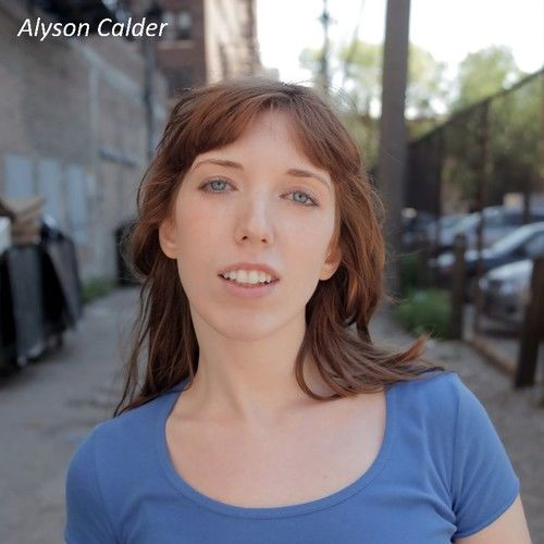 Alyson Calder