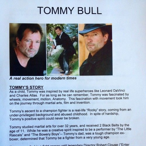 Tommy Bull