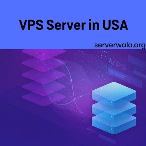 Vps Server Usa