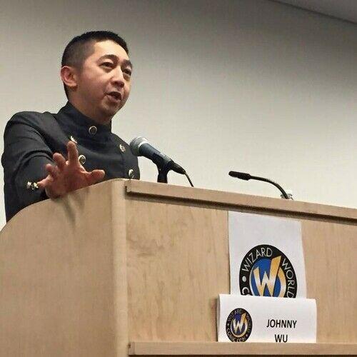 Johnny K. Wu