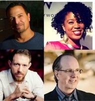 National Screenwriters Day Expert Panelists