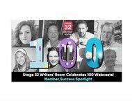 Writers' Room 100th Webcast Celebration Panelist & Moderators