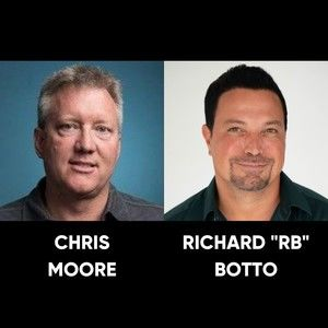 "Producing Projects in the New Normal with Oscar-Nominated Producer Chris Moore & Stage 32 CEO Richard ""RB"" Botto"
