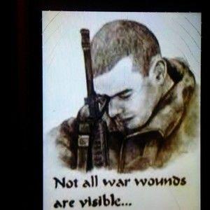 The Broken Soldier