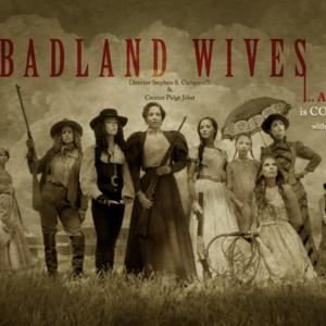 BADLAND WIVES I 1 hr. TV Drama