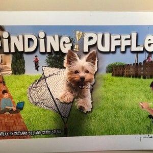 Finding Puffles