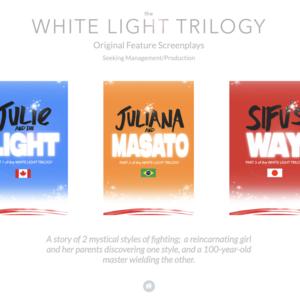 The White Light Trilogy