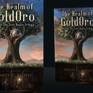 The Realm of GoldOro - children's book trilogy