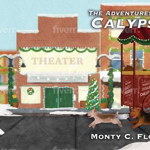 Adventures of Calypso - published children's book