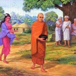 Buddha's Shadow