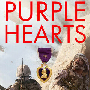 4 Purple Hearts