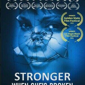 Stronger When She's Broken