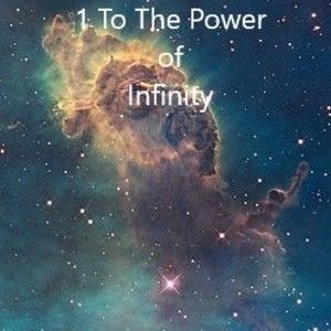 1 to the power of infinity