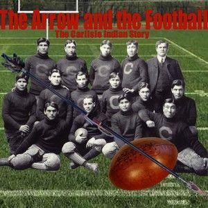 The ARROW and the FOOTBALL