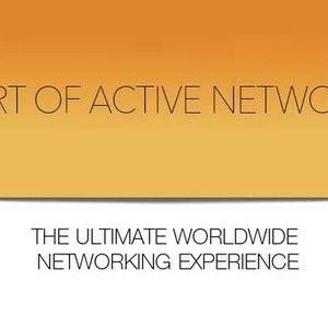 THE ART OF ACTIVE NETWORKING, PASADENA Nob 13th, 2017