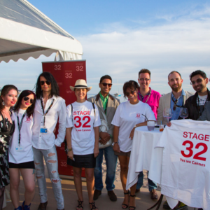 Cannes Film Festival 2018 Stage 32 Meetup (OFFICIAL)