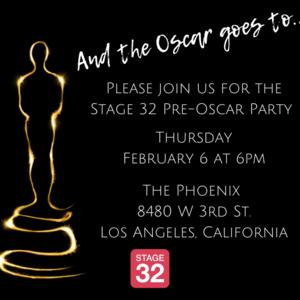 Stage 32 Pre-Oscar Party!