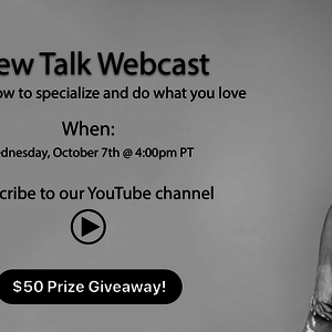Crew Talk: Video Editing -  $50 Prize Giveaway