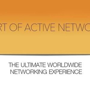 THE ART OF ACTIVE NETWORKING, SAN FRANCISCO May 8th