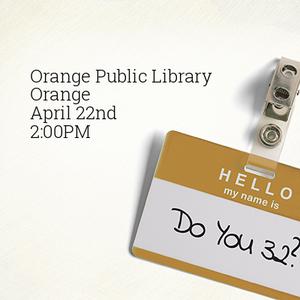 Orange Writing Group