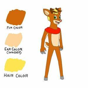 Sika Senshi Deer Guardian