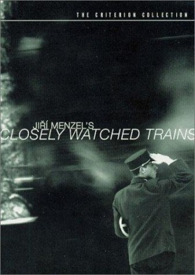 Ostre Sledovane Vlaky (Closely Watched Trains)