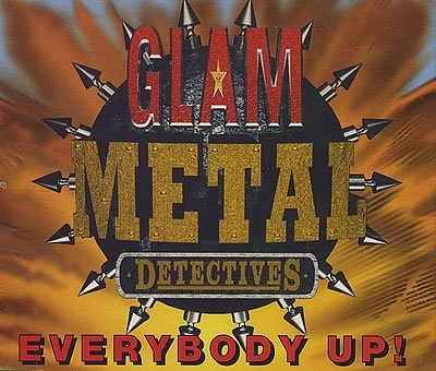 The Glam Metal Detectives
