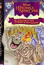 The Hunchback of Notre Dame Topsy Turvy Games
