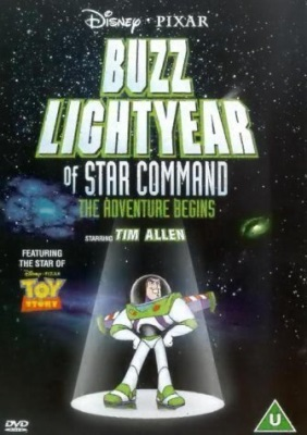 Buzz Lightyear of Star Command