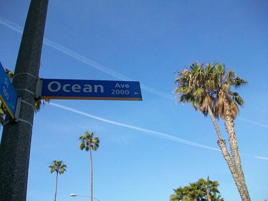 Ocean Ave.