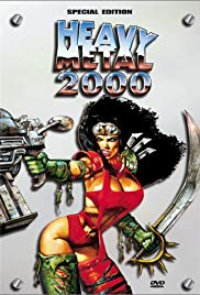 Heavy Metal 2000: Voice Talent Featurette