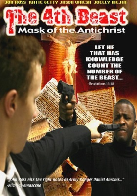 The 4th Beast: Mask of the Antichrist