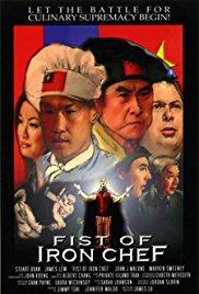 Fist of Iron Chef