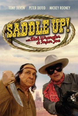 Saddle Up with Dick Wrangler & Injun Joe