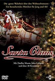 Santa Claus!