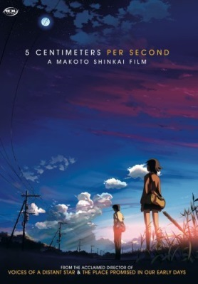 Byosoku 5 senchimetoru (5 Centimeters per Second) (A Chain of Short Stories about Their Distance)