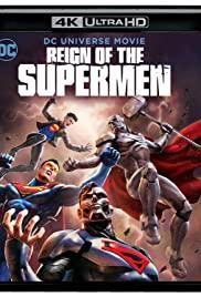 Reign of the Supermen: A Sneak Peek
