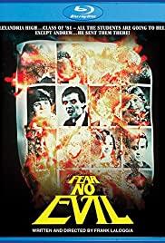 Pyro, Gators & the Devil - John Eggett on Fear No Evil