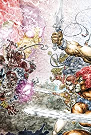 He-Man and ThunderCats Comic Audiobook 1 - Sword of Omens