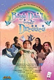 Boys Don't Wear Dresses