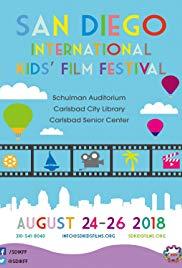 The San Diego International Kids' Film Festival in 2018
