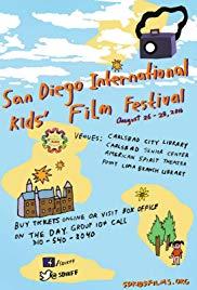 The San Diego International Kids' Film Festival in 2016