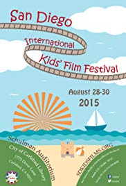 The San Diego International Kids' Film Festival in 2015