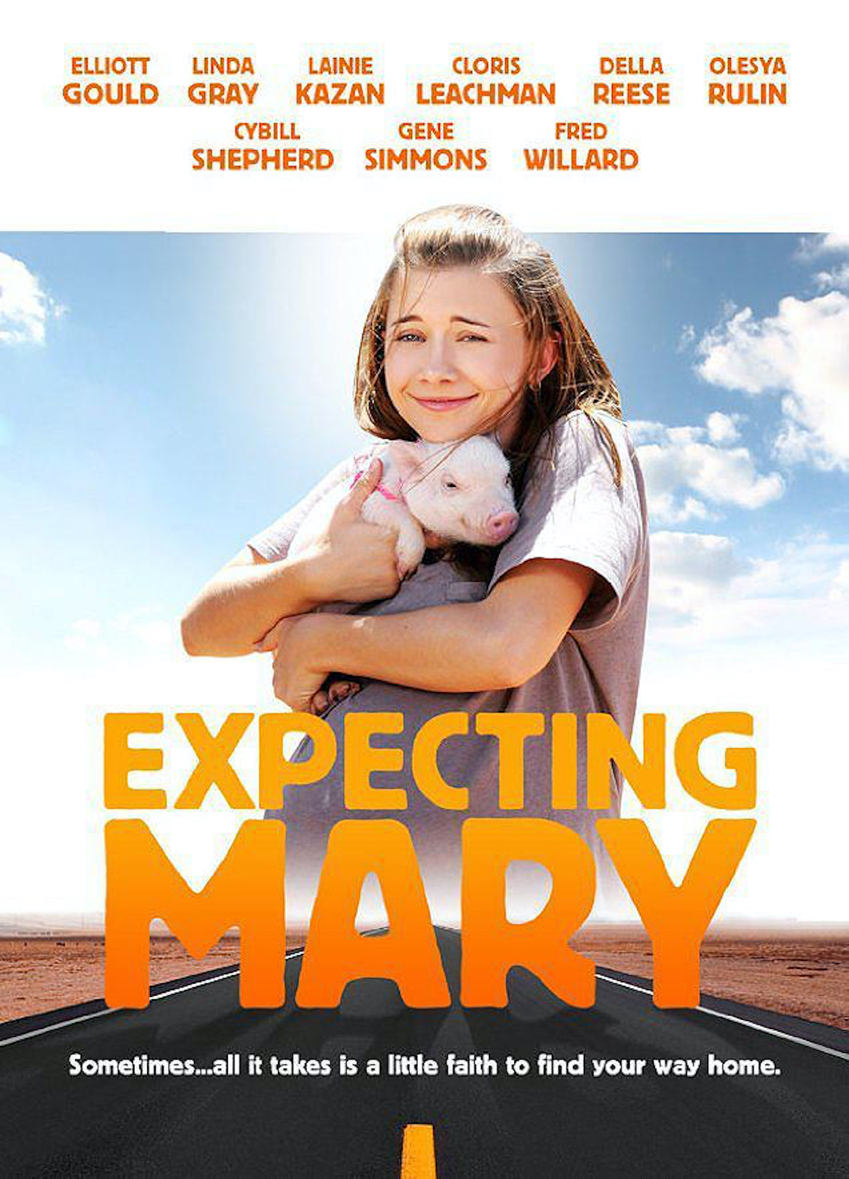 EXPECTING MARY (a.k.a. A VERY MARY CHRISTMAS)