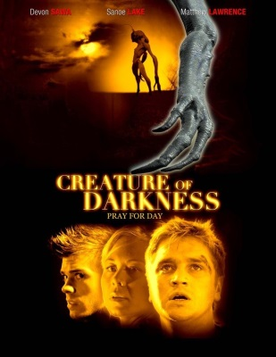 Making of 'Creature of Darkness'