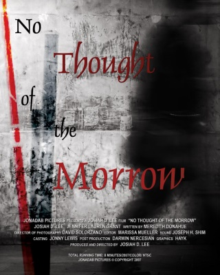 No Thought of the Morrow